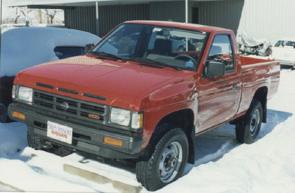Nissan on File Nissan Hardbody Truck 4x4 1990 Jpg   Wikimedia Commons