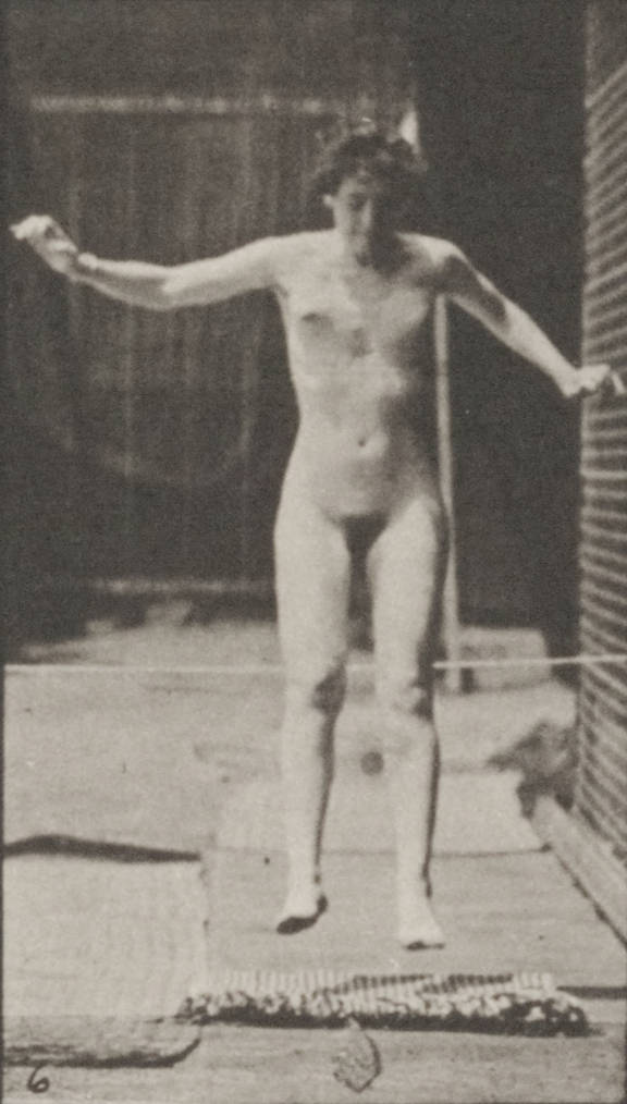 Jump nude Nude sports,