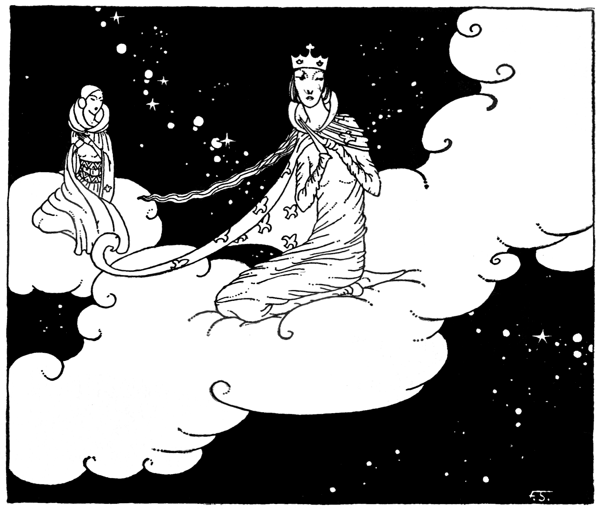 OFFT D215 Agnella and Passerose were dashed from cloud to cloud.png