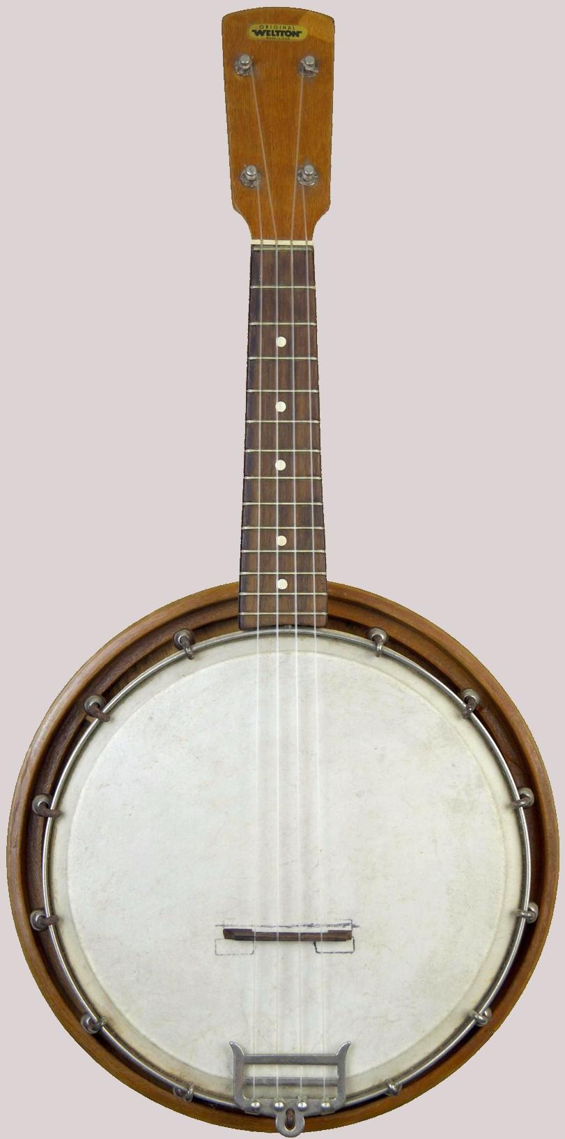 Original Weltton Ukulele Banjo Mandolin