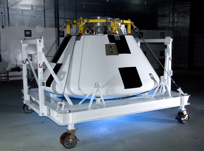 La NASA presenta la nave con la que volverá a la Luna