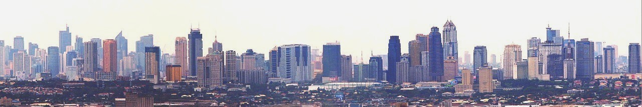 Ortigas Center Skyline panoramic.jpg