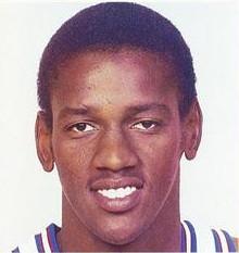 Otis Thorpe American basketball player
