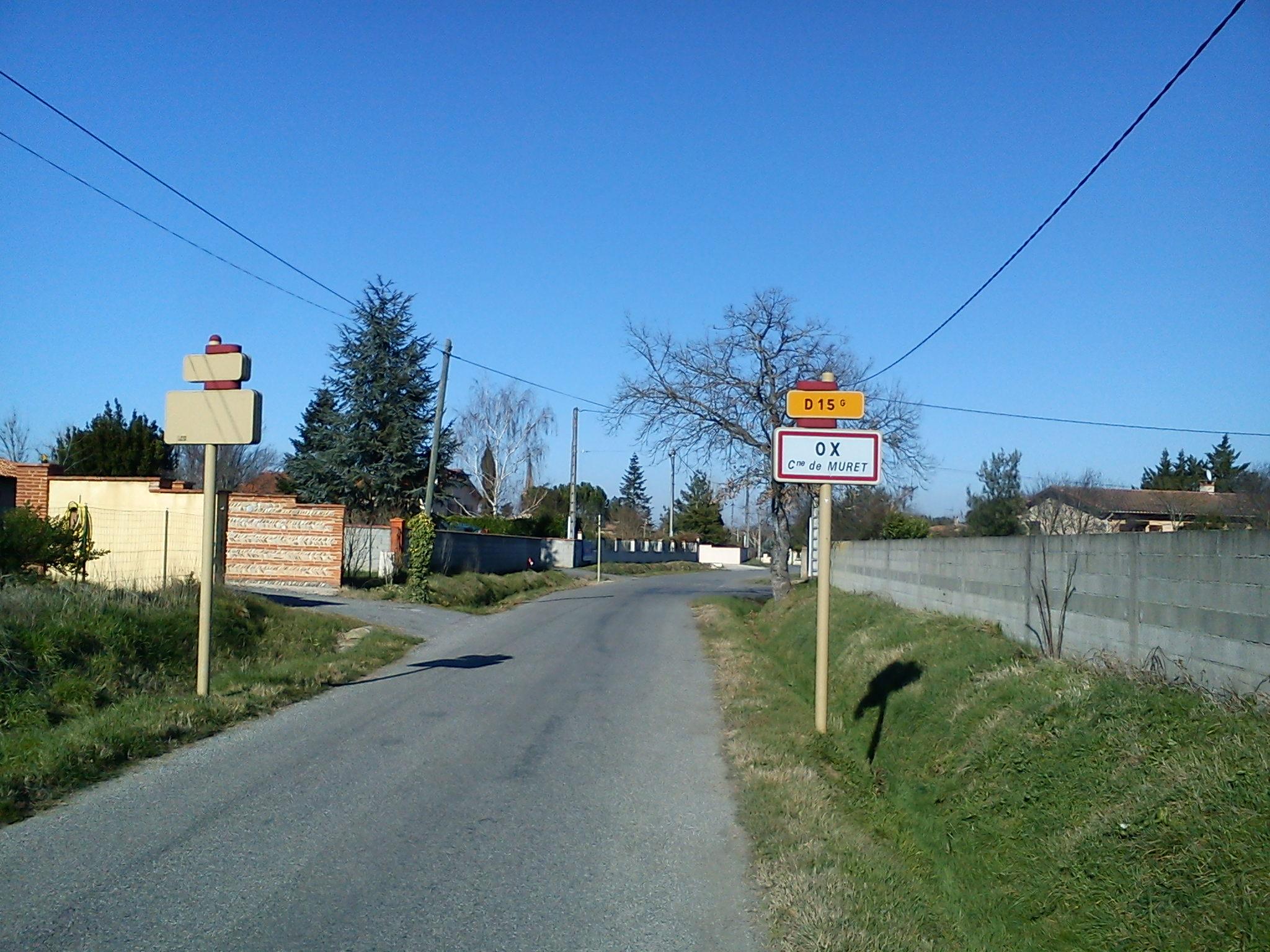 Ox Haute Garonne Wikipedia