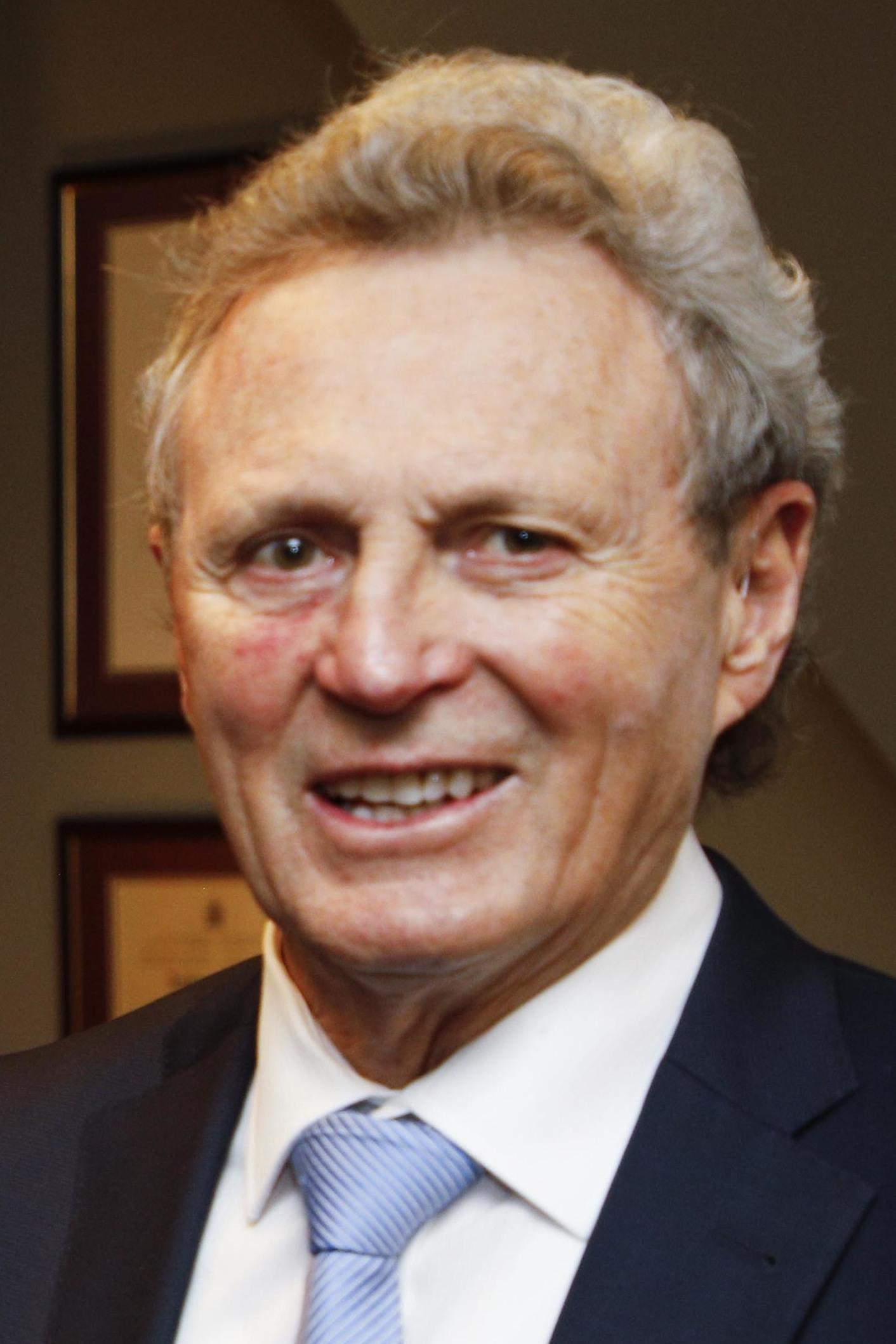 Paul Henderson in 2019