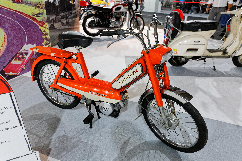 File Peugeot 103 1971 Mondial De L Automobile De Paris 2018 001 Jpg Wikimedia Commons