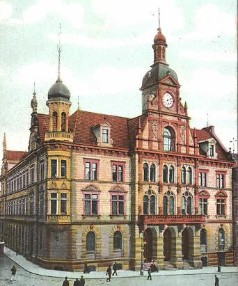 Pforzheim Rathaus