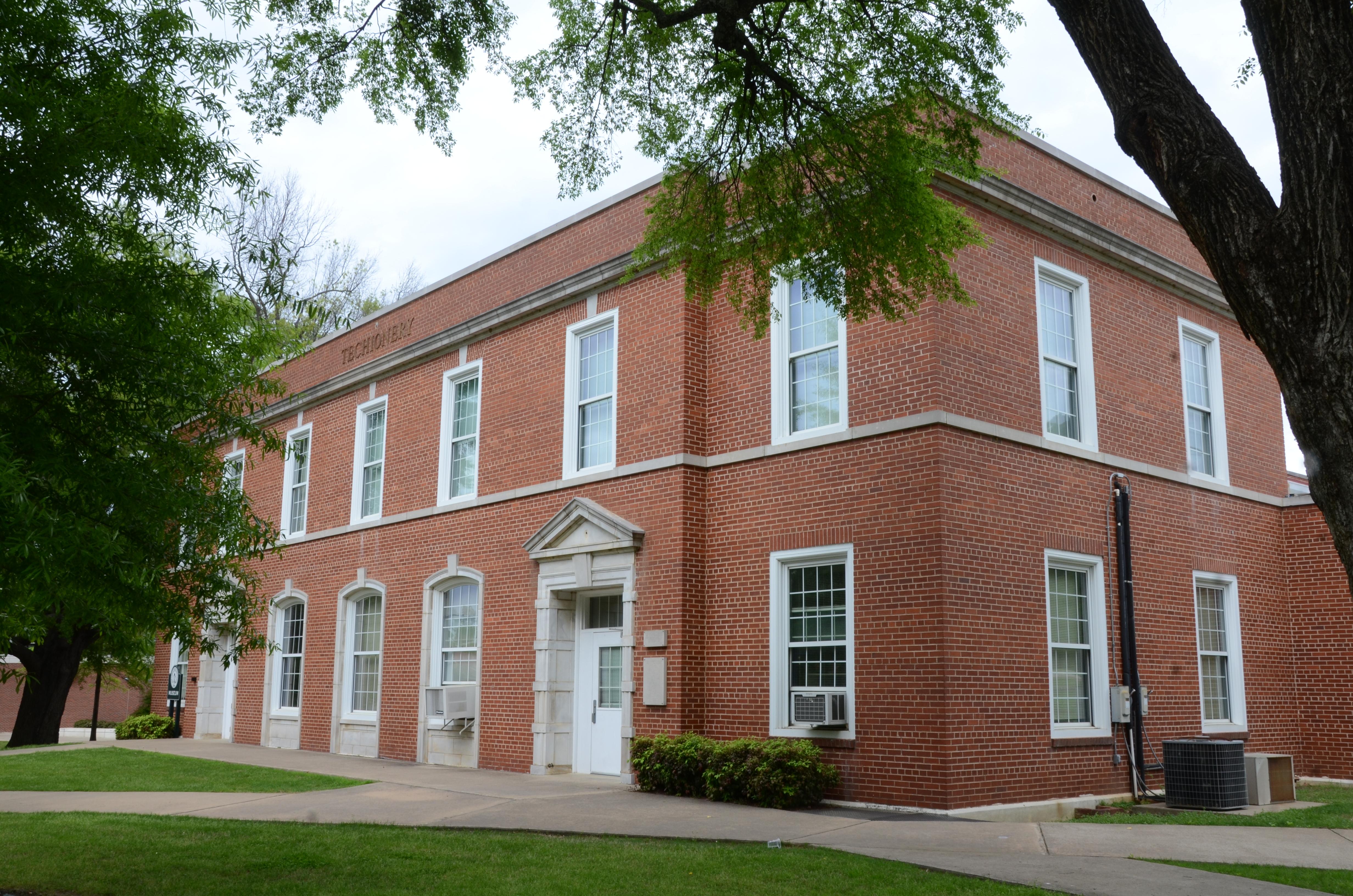 File:Physical Education Building—Arkansas Tech University