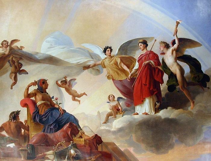 L'étude et le génie dévoilent l'antique Egypte à la Grèce