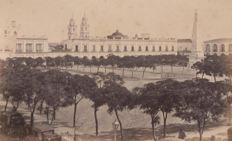 File:Plaza de Mayo (1864).jpg