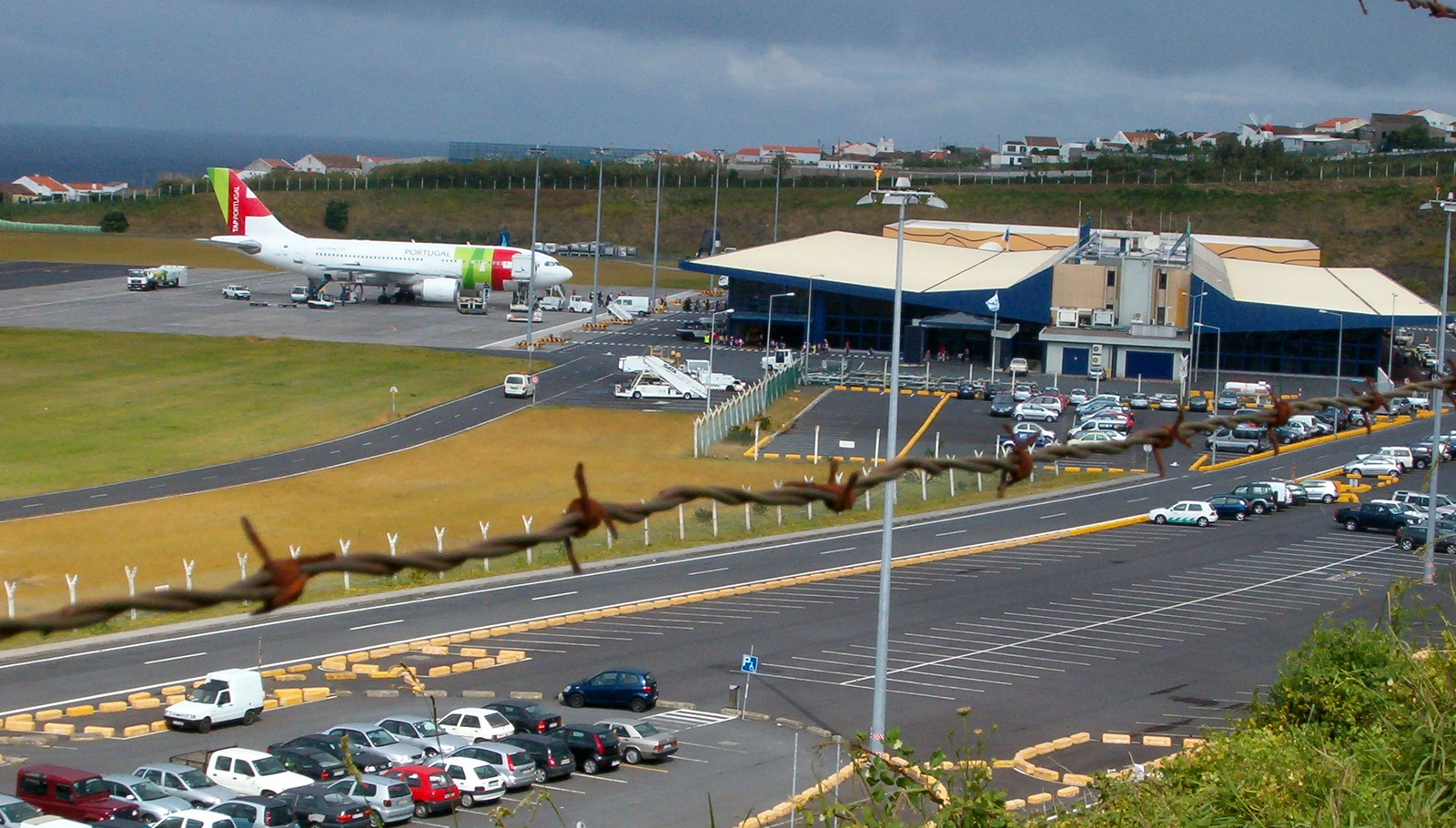 Ponta Delgada Portugal  city photo : Ponta Delgada Airport1 Wikipedia, the free encyclopedia