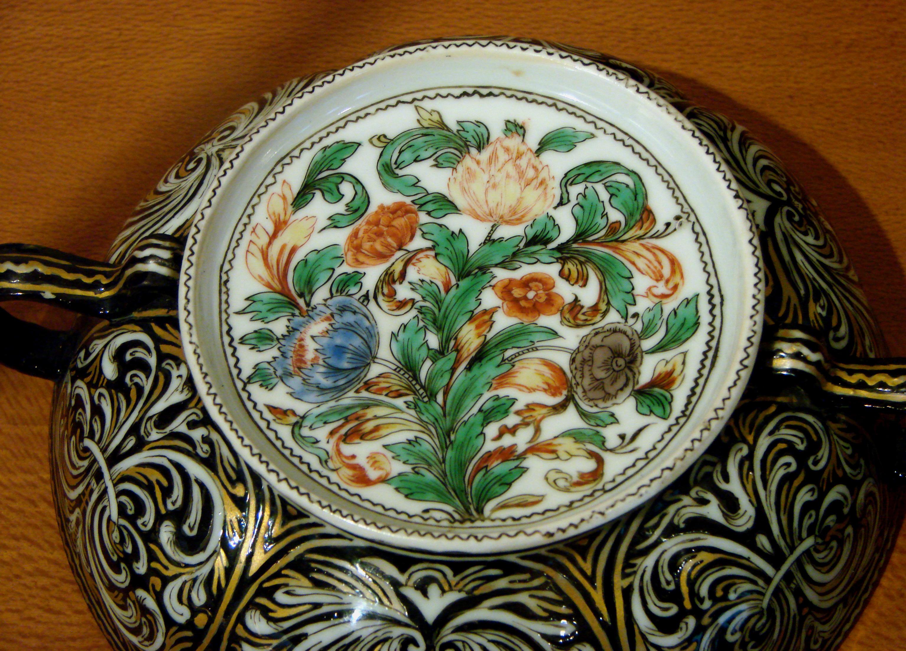 Porcelaine de limoges wikiwand - Estampille porcelaine limoges ...