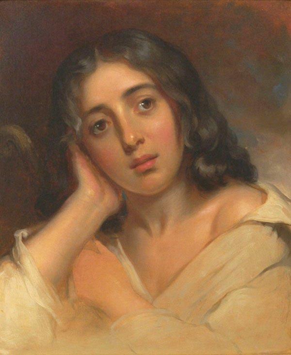 Ca s'est passé en juillet ! Portrait_of_George_Sand_by_Thomas_Sully%2C_1826