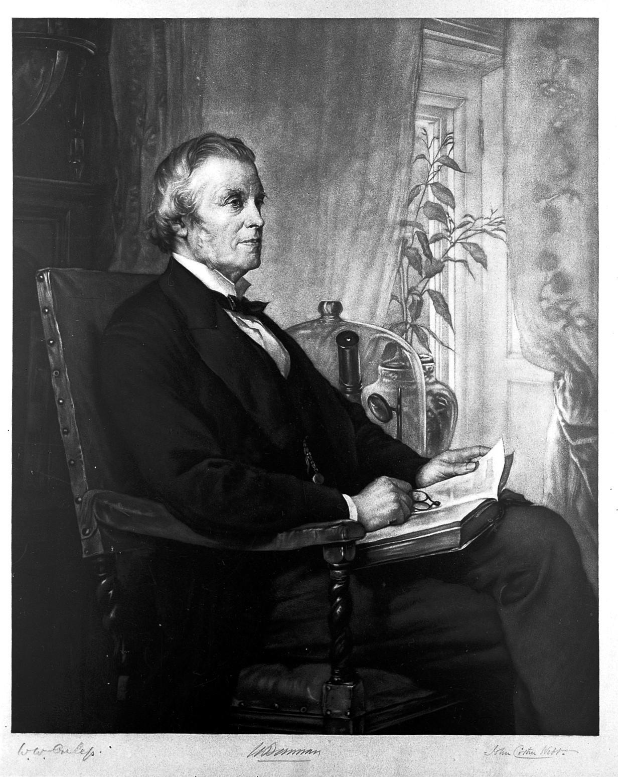 File:Portrait of Sir William Bowman Wellcome L0007488.jpg