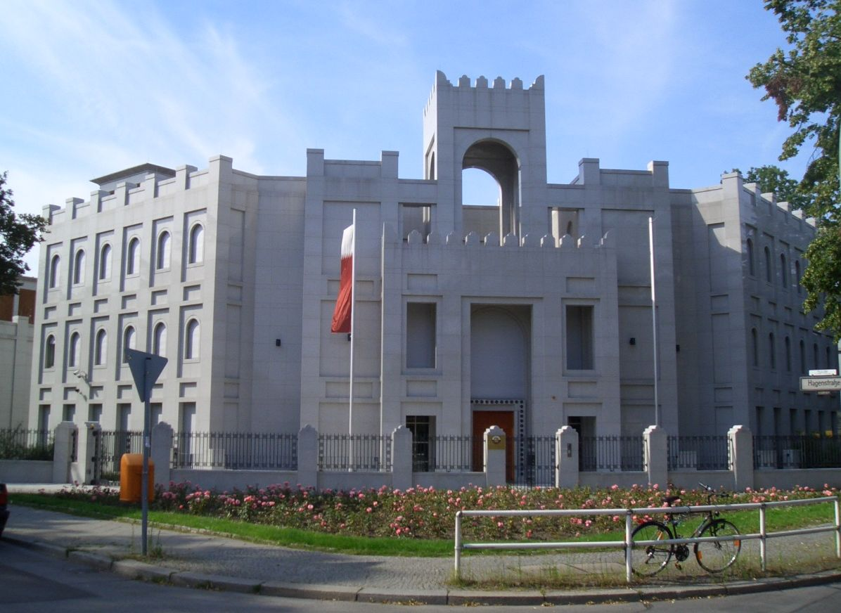 Katarische Botschaft in Berlin – Wikipedia
