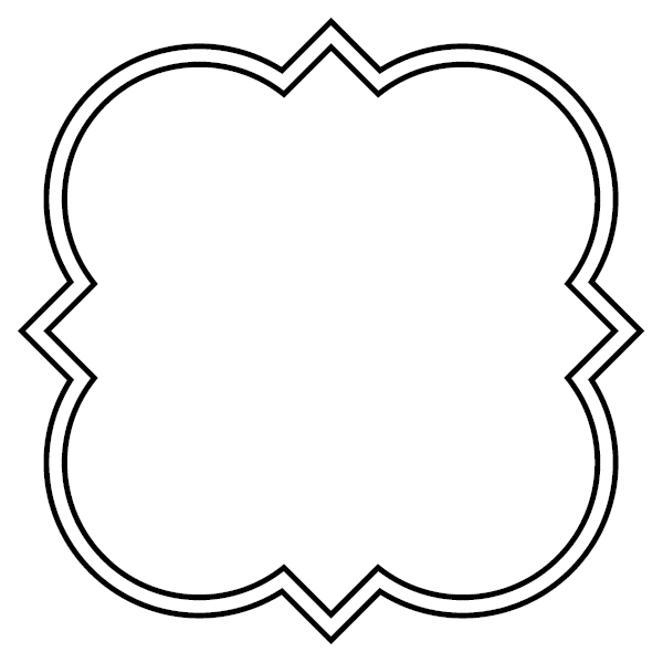 File Quatrefoil Architectural Square Png Wikimedia Commons