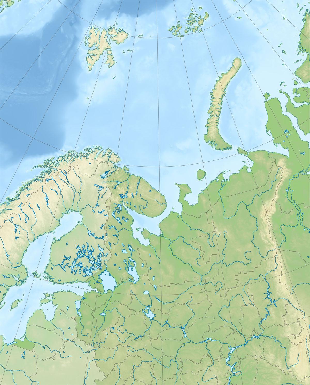 Белое море (Северо-Западный ФО)