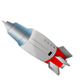 File Rocket Icon Png Wikimedia Commons