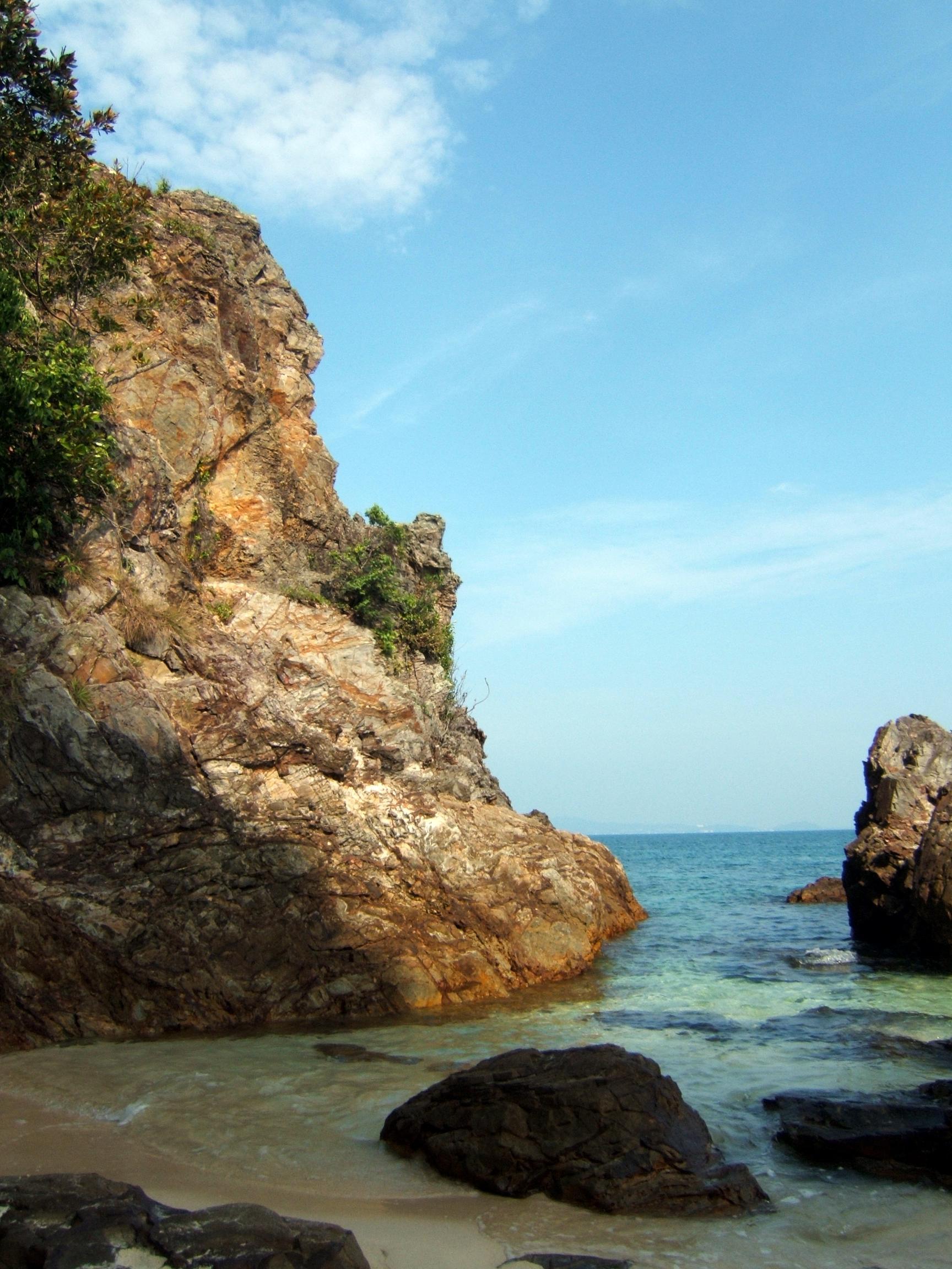 Pulau Kapas Malaysia  city photo : Rocks @ Pulau Kapas, Malaysia 234438658 Wikimedia Commons