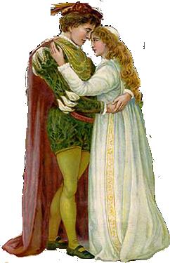 romeo and juliet origin