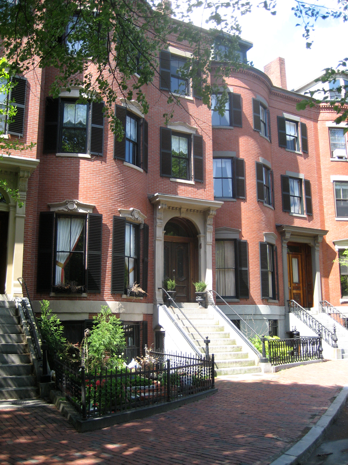 16 Row House Interior Design Ideas: South End (Boston)