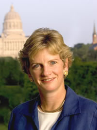 Official photo of Missouri Secretary of State ...