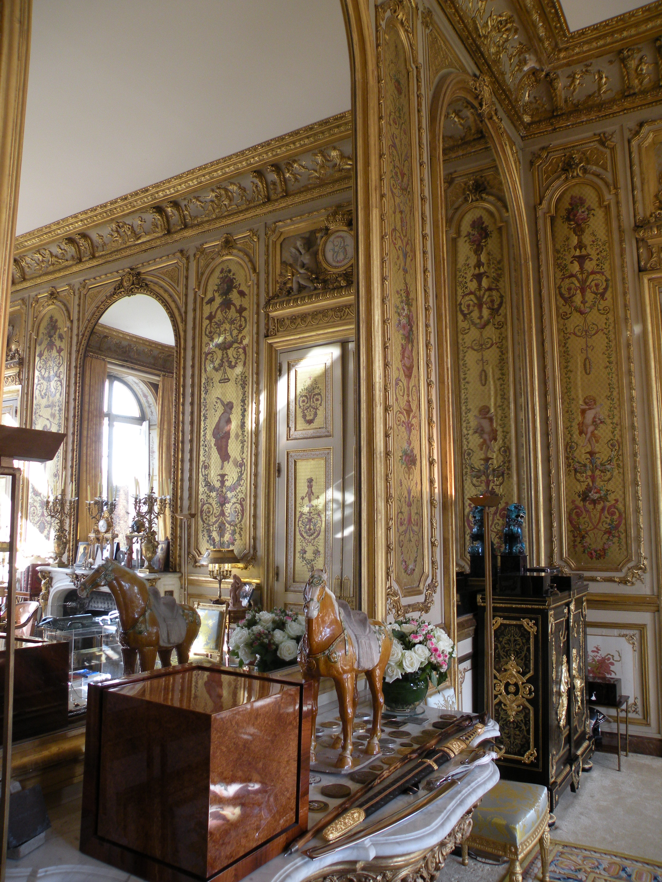 Musee D Orsay Floor Plan File Salon Dor 233 3 Jpg Wikimedia Commons