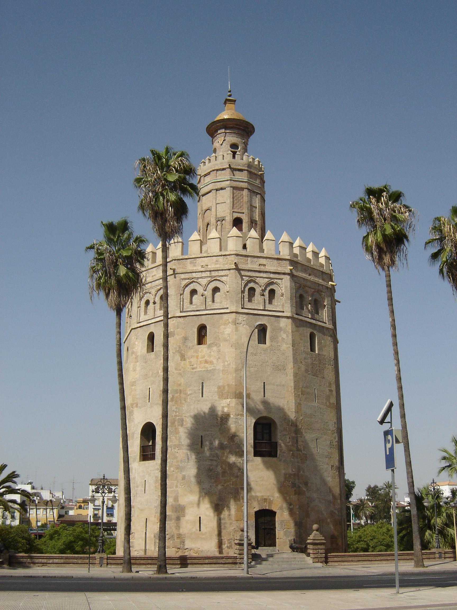 File sevilla torre del oro jpg - Arquitectura sevilla ...