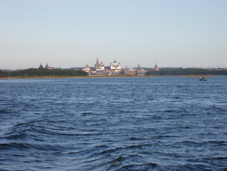 大索洛韋茨基島
