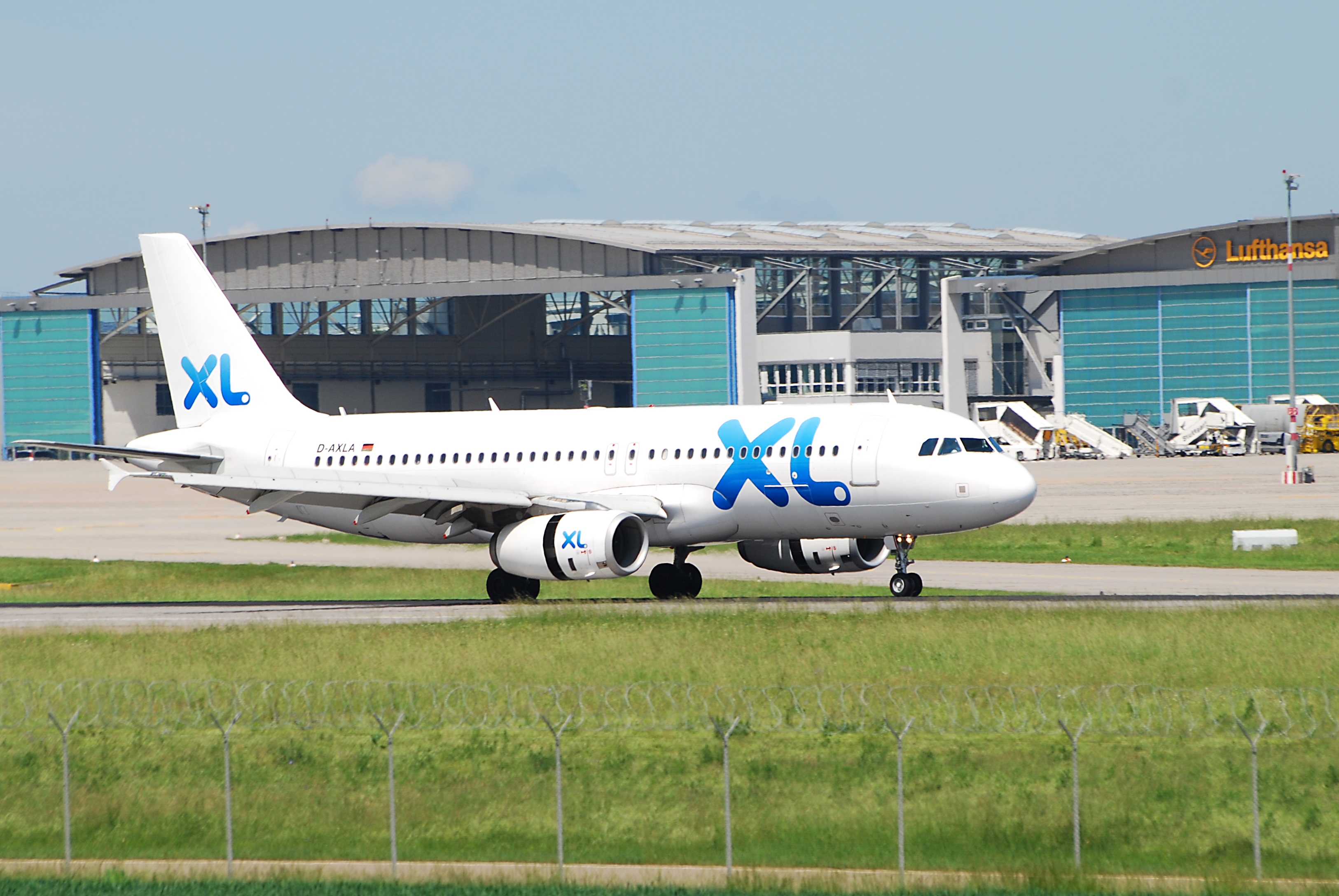 Airline ExEl Airways Germany (XL Airways Germany). Official sayt.2