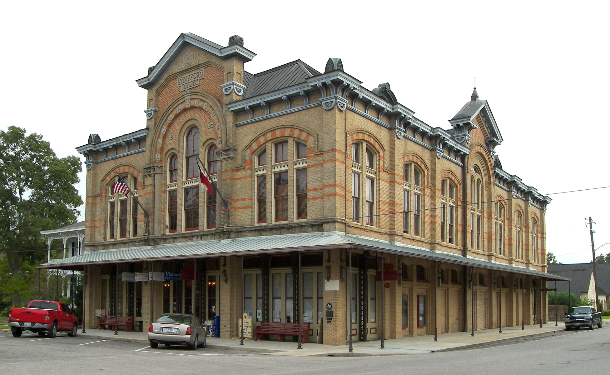 Columbus (TX) United States  City new picture : Stafford bank and opera house 2008 Wikipedia, the free ...
