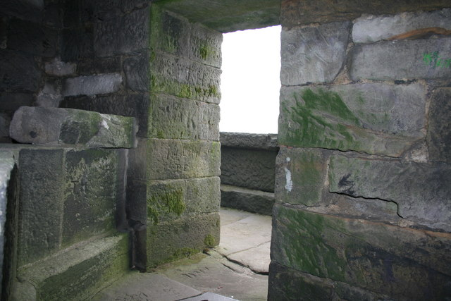 Stoodley Pike Monument - geograph.org.uk - 1255114