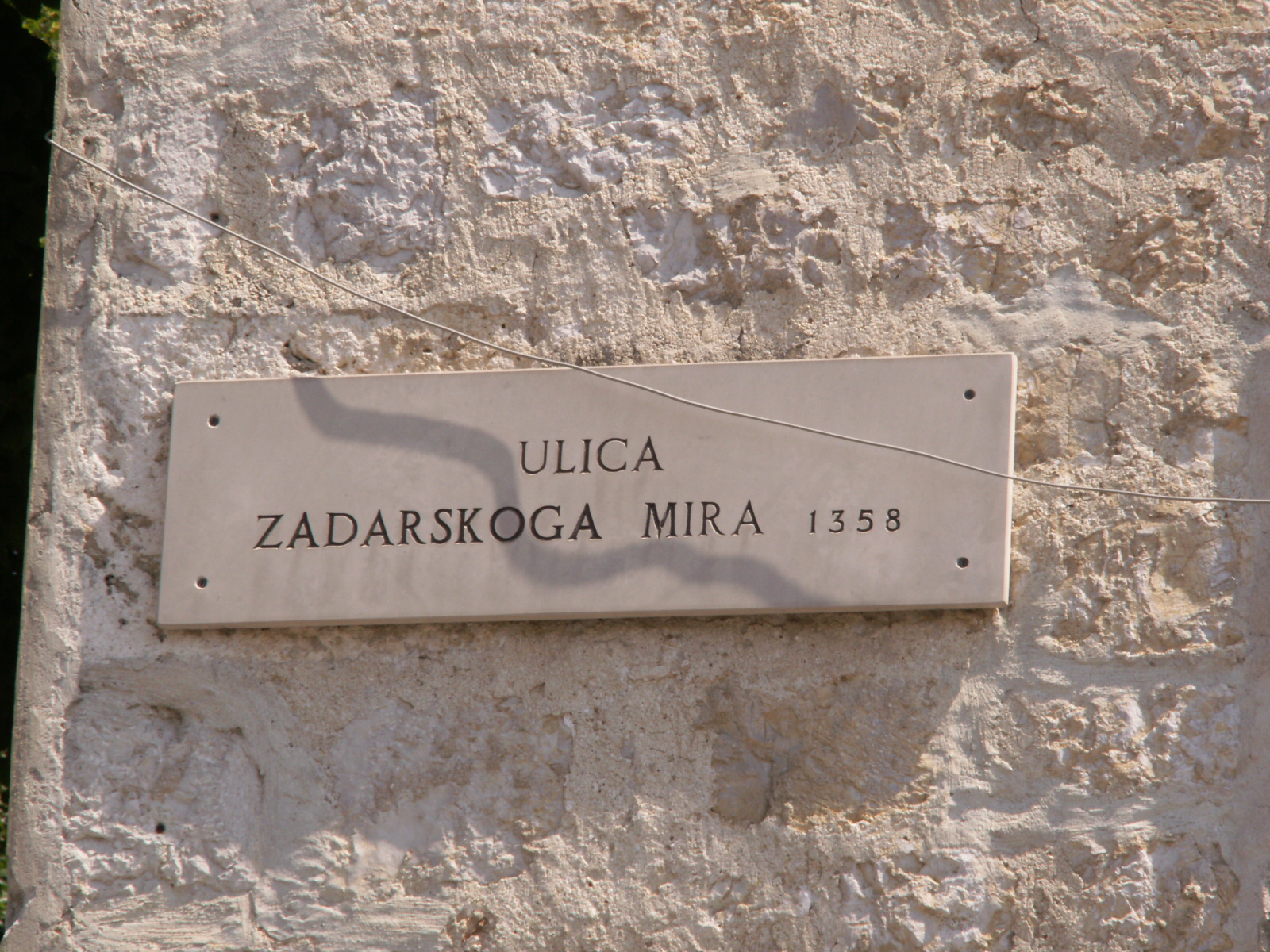File:Street of Peace of Zadar 1358.JPG