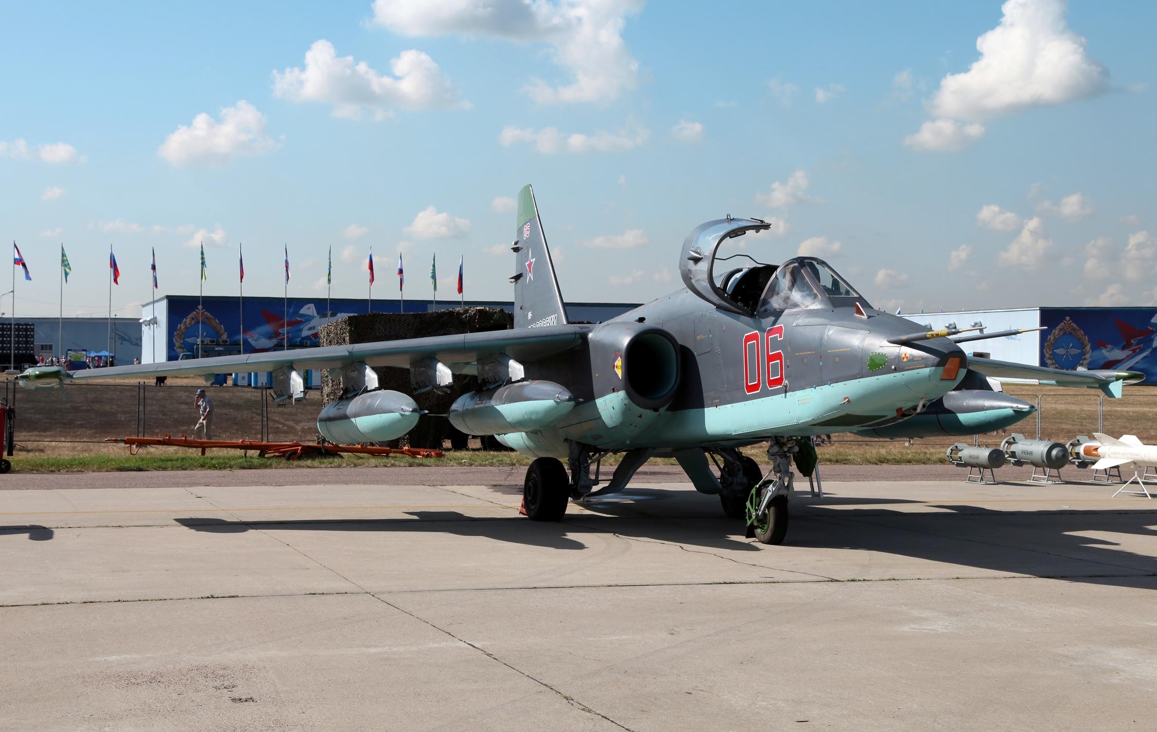 Resultado de imagen para Su-25SM