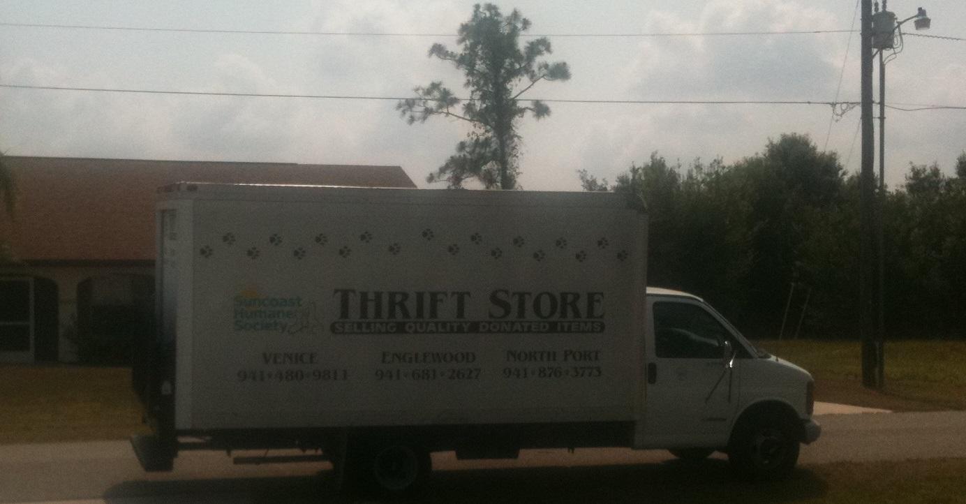 File:Suncoast Humane Society Thrift Shop Truck jpg