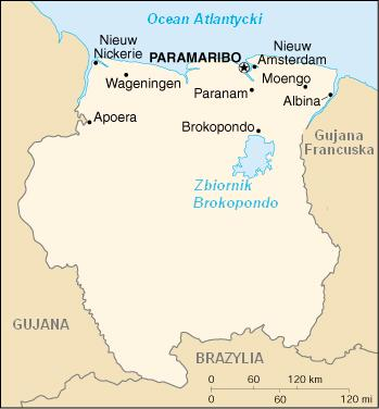 Suriname CIA map PL.jpg