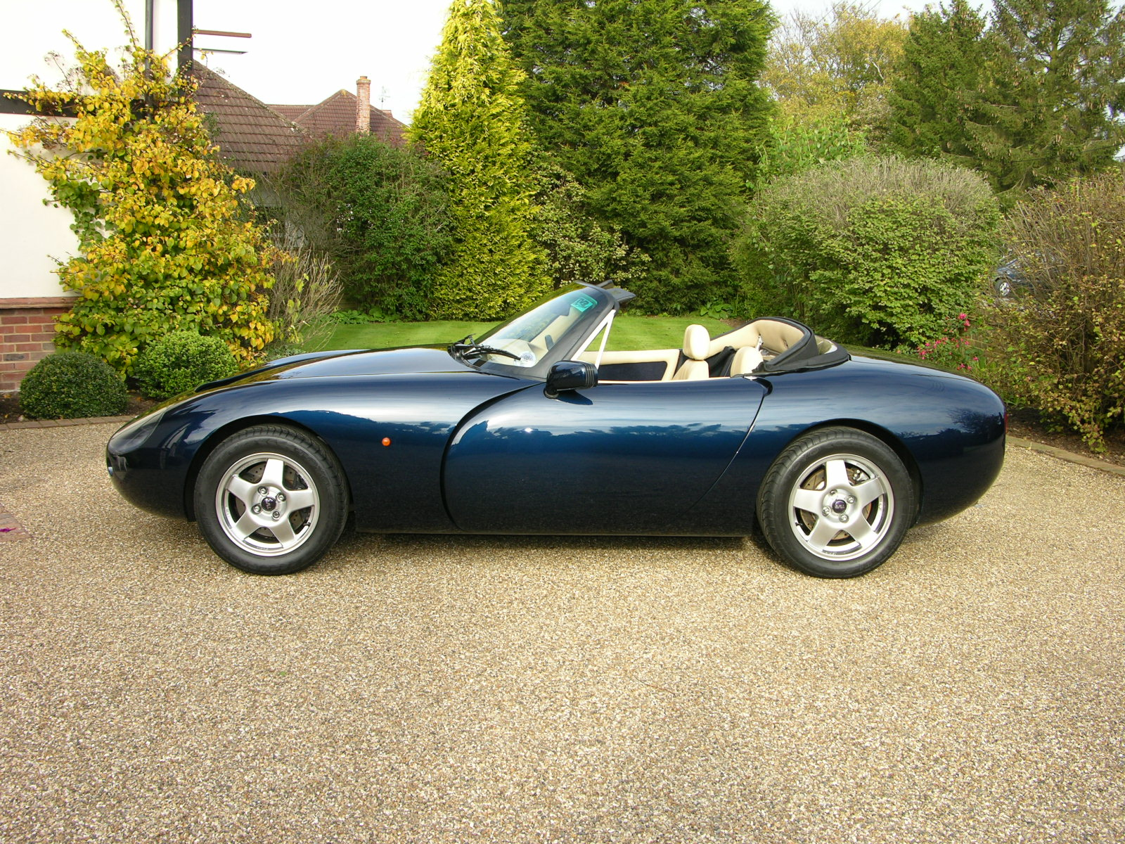 tvr griffith best ever british cars as voted by 39 autocar 39 readers. Black Bedroom Furniture Sets. Home Design Ideas