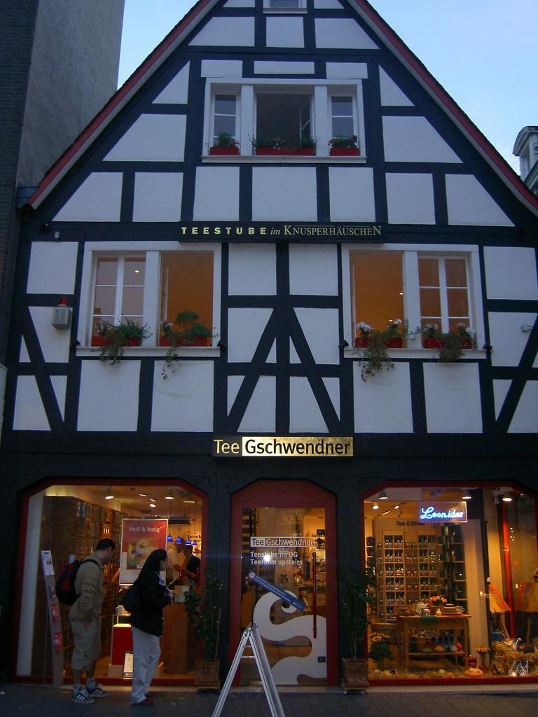 Tee Gschwendner Karlsruhe