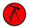 Telescopes red icon.png