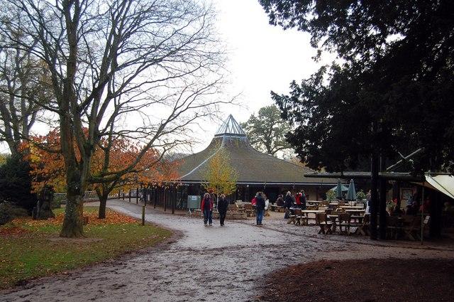 The Forest Shop, Westonbirt Arboretum - geograph.org.uk - 1574065