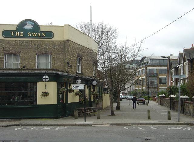 FileThe Swan Acton Lane