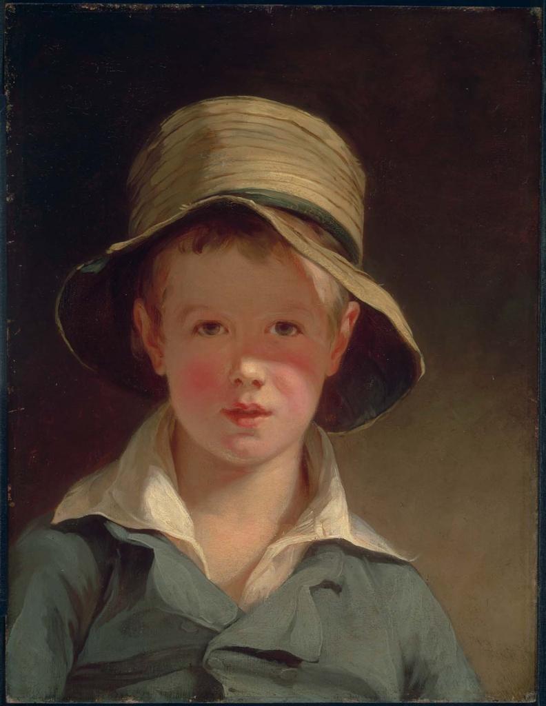 Томас Салли - Разорванная шляпа - 16.104 - Museum of Fine Arts.jpg