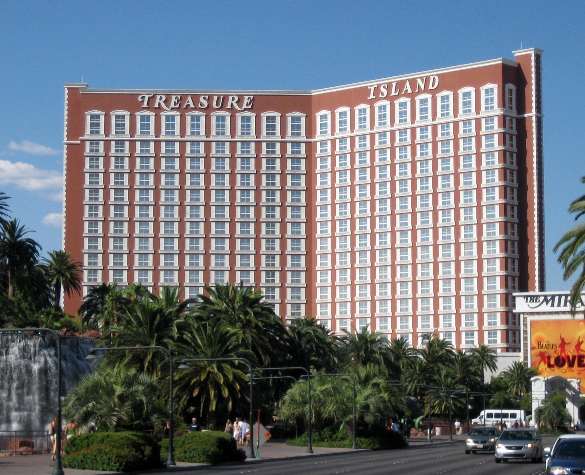Treasure Island Vegas