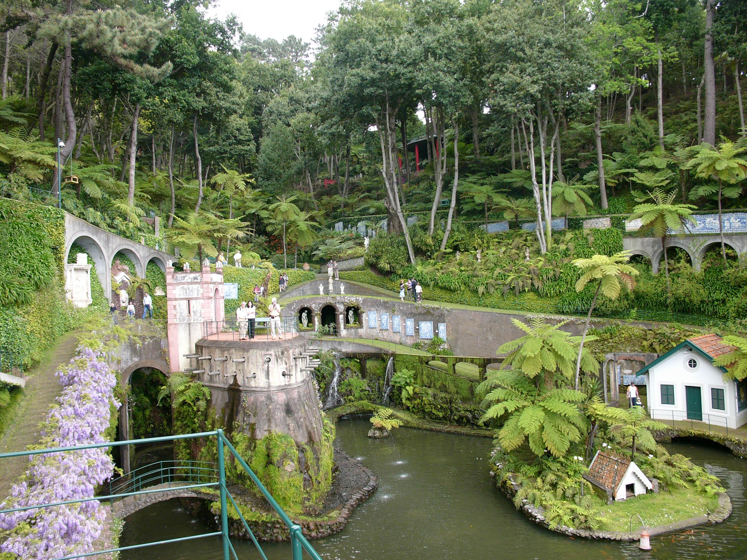 FileTropical garden monte hgjpg Wikipedia