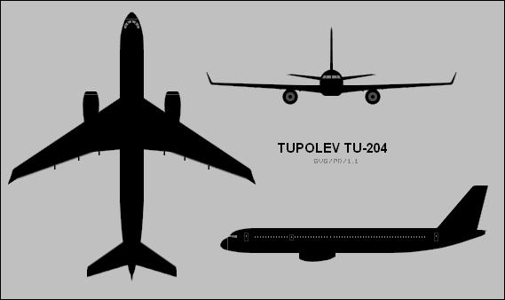Ту-204