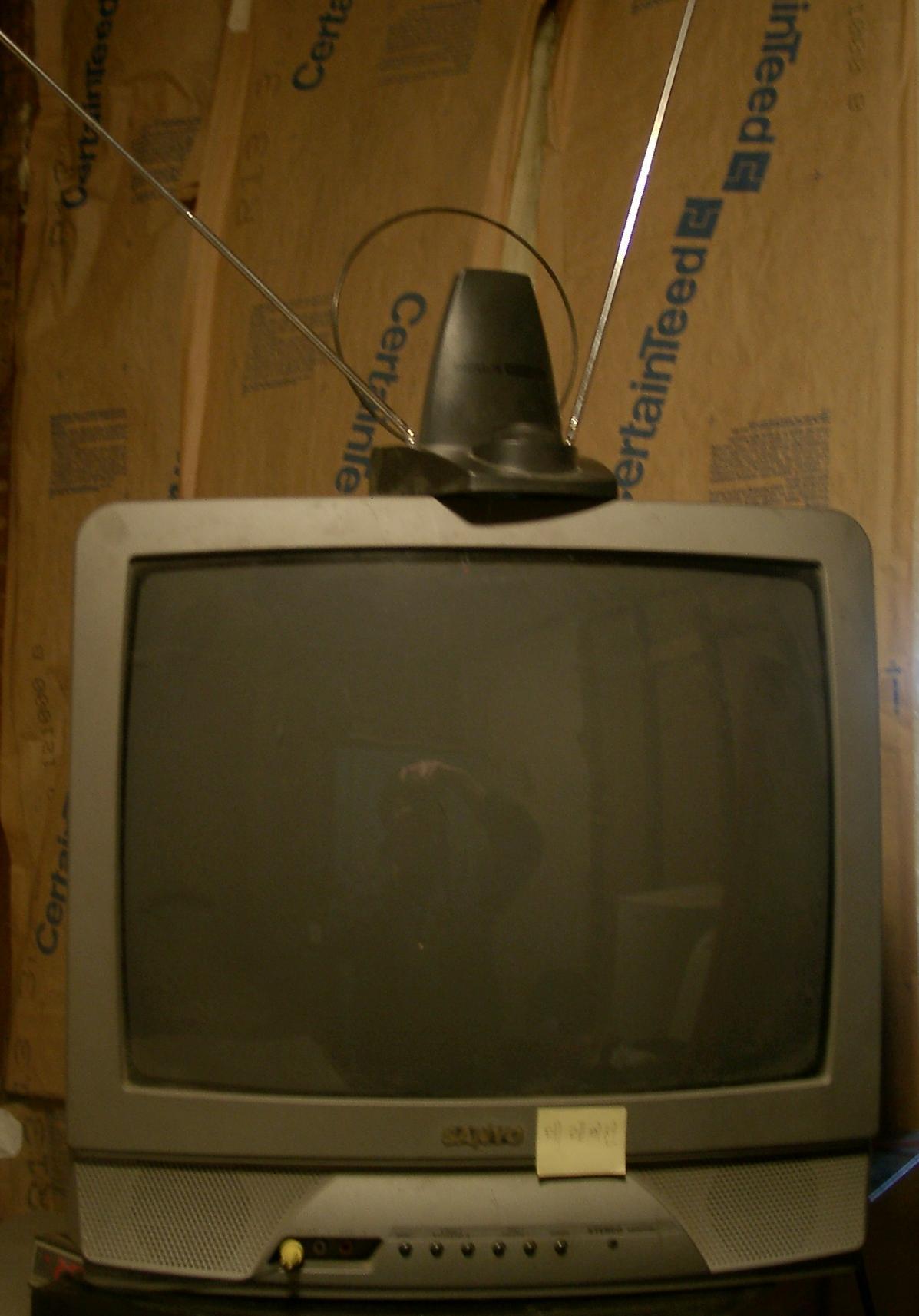 old-school TV