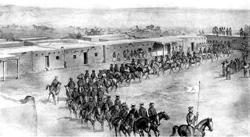 Las Vegas 1800s