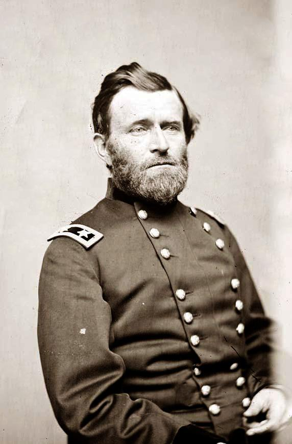 General Grant S Letters To A Friend