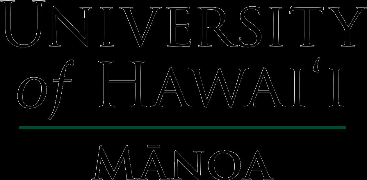 University of Hawaii at Manoa.