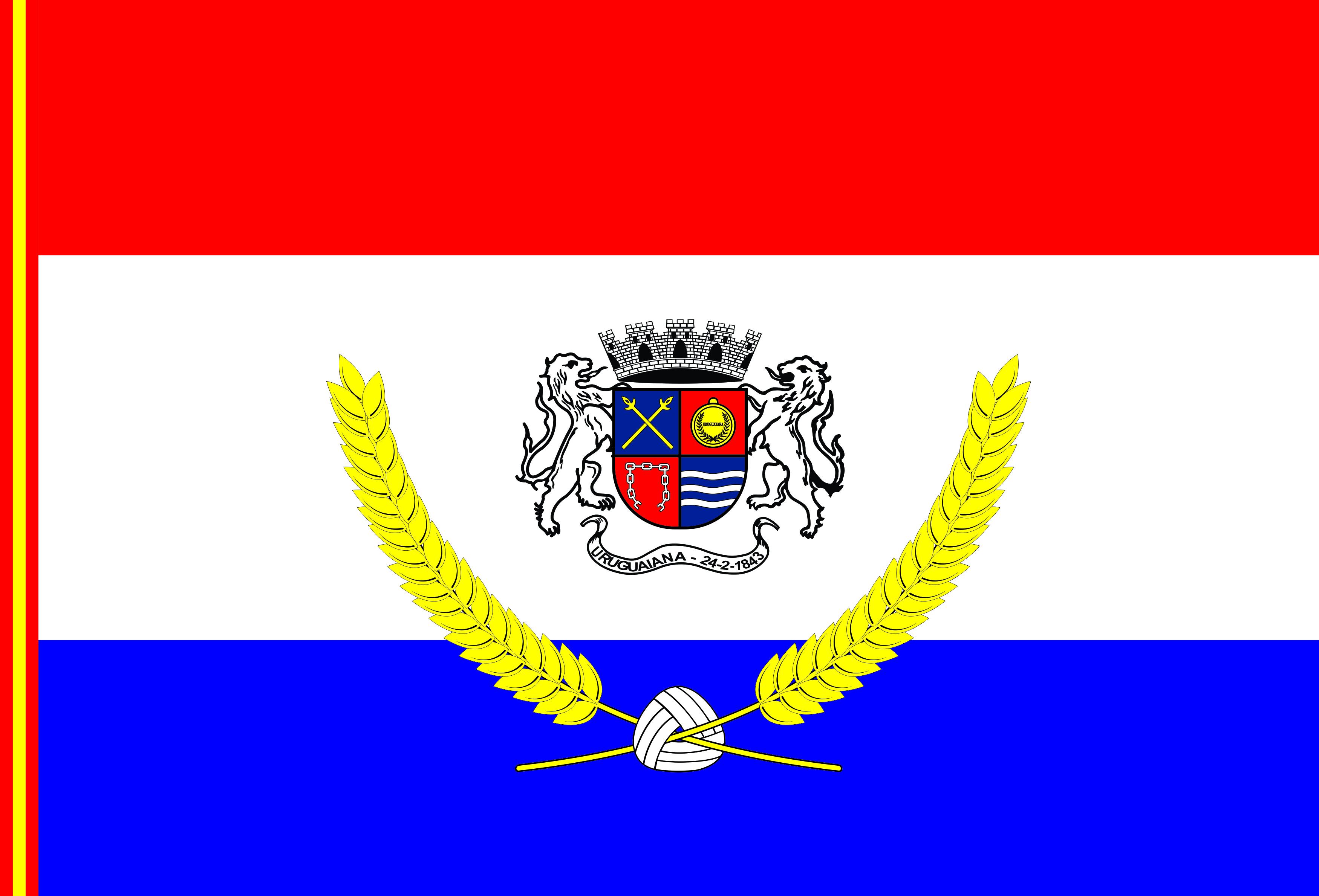 Bandeira de Uruguaiana